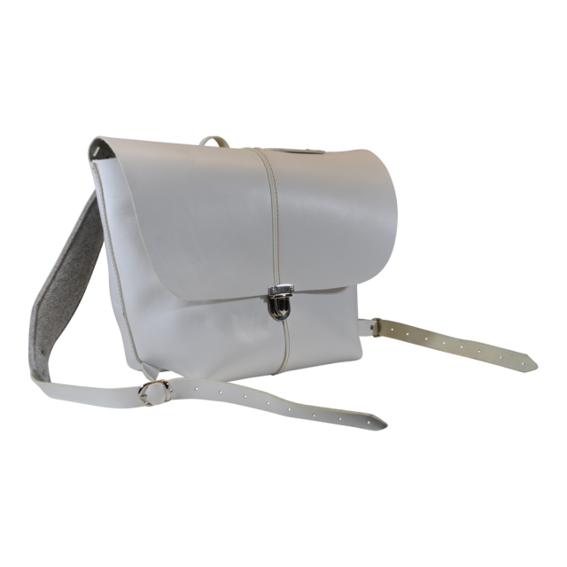 White Buffalo bagpack