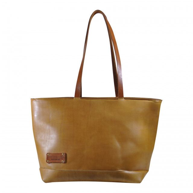 Tote Vegetable Tanned